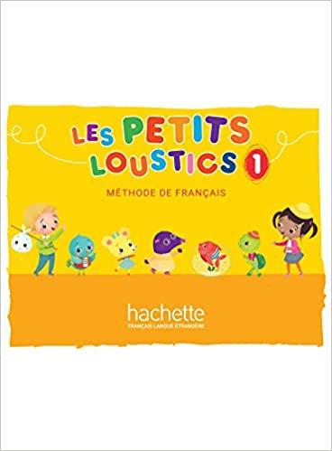 LES PETITS LOUSTICS 1 - MÉTHODE