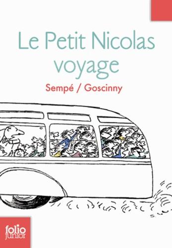 Le Petit Nicolas en voyage