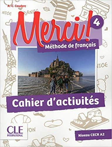 MERCI ! 4 - CAHIER D'ACTIVITÉS