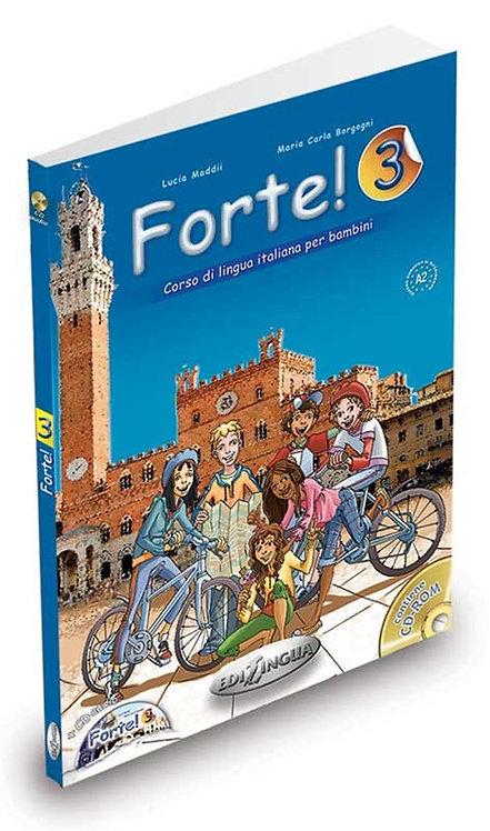 FORTE 3 LIBRO DELLO STUDENTE