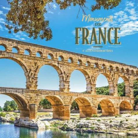 Monuments de France. Edition 2021