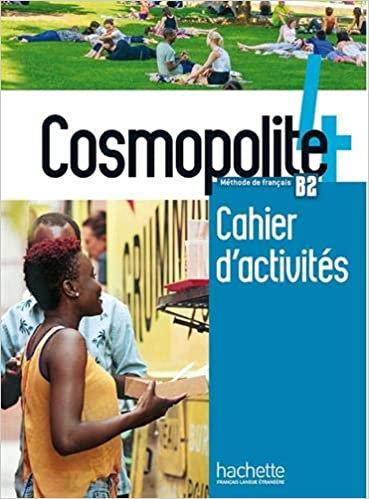 COSMOPOLITE 4 - CAHIER D'ACTIVITÉS