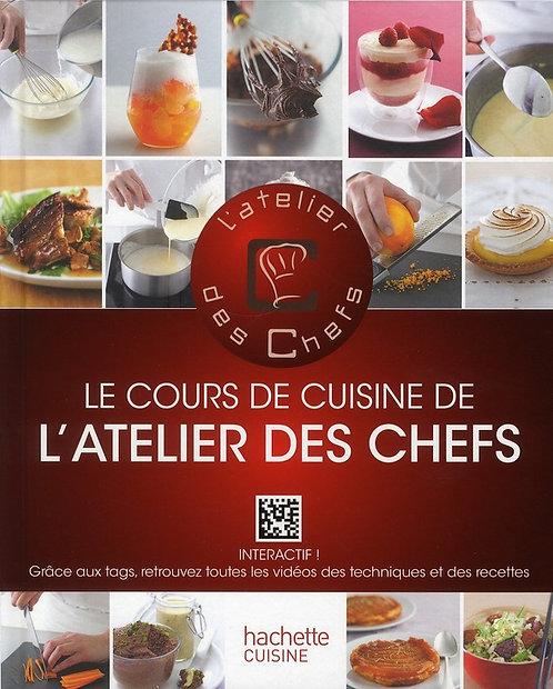 Le cours de cuisine de L'atelier des Chefs