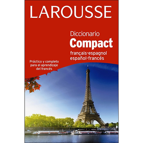 Diccionario Compact español-francés