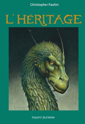 Eragon Tome 4 : L'Héritage ou La Crypte des Ames