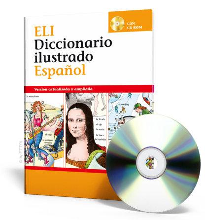 ELI Diccionario ilustrado Español + CD-Rom