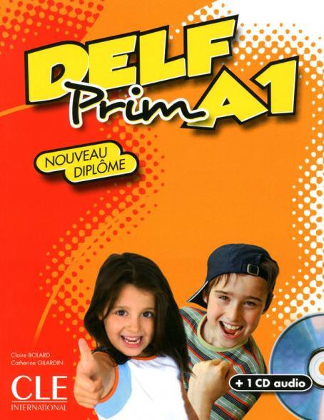 DELF Prim - Niveau A1 - Livre + CD