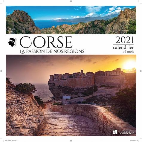 La passion de nos régions: Corse. Edition 2021