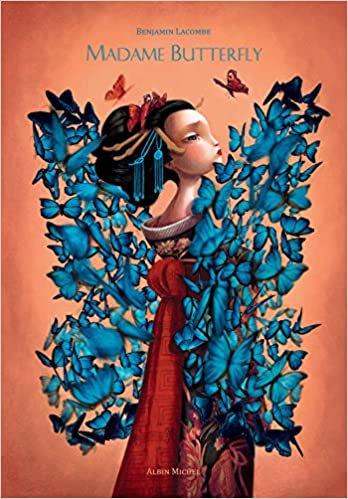 Madame Butterfly - Librement adapté de l'opéra Madame Butterfly de Giacomo Pucci