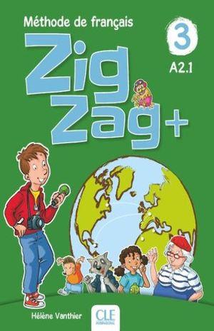 ZIG ZAG + 3 - MÉTHODE