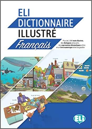ELI DICTIONNAIRE ILLUSTRE'FRANCAIS '19