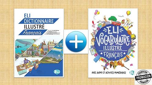 ELI Dictionnaire Illustré + ELI Vocabulaire illustré