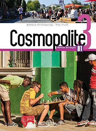 COSMOPOLITE 3 - MÉTHODE