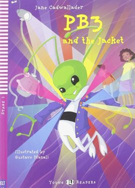 PB3 and the Jacket (Young ELI Readers A1 with 1 audio CD)
