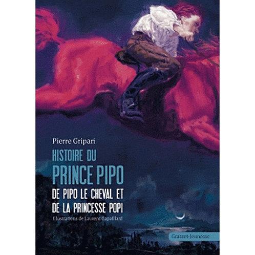Histoires du prince Pipo - De Pipo le cheval et de la princesse Popi