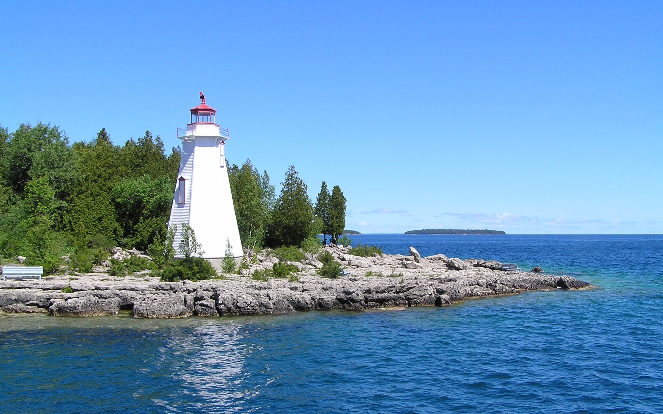 Tobermory Self Catering Lighthouse