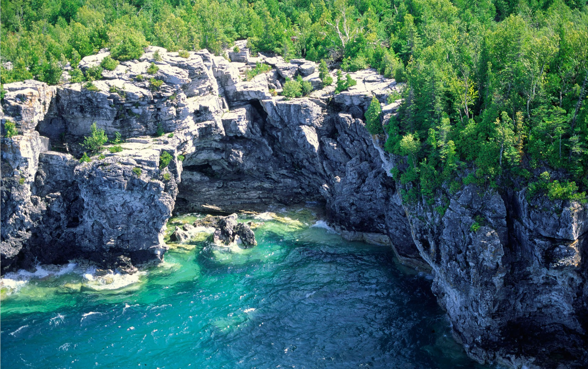 Tobermory Accommodations Lake Huron