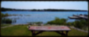 Tobermory Accommodation Lakefront View