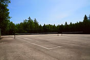 Tobermory Cottages Tennis Courts