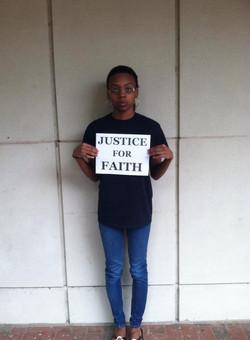Millie+justice+for+faith