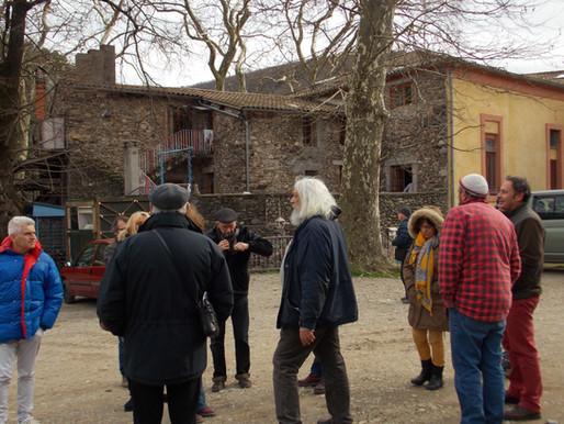 Journée à la communauté de La Celle (30)