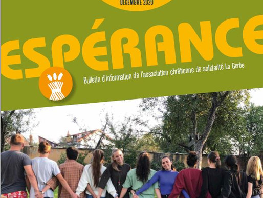 Journal Espérance n°110