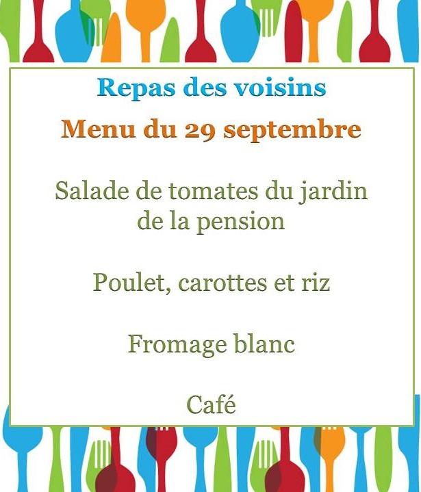 menu 29-09