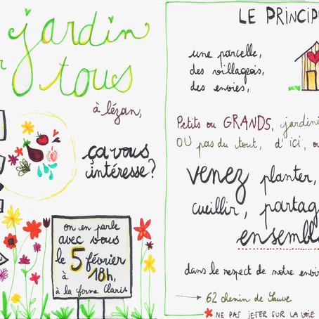 Invitation : un jardin pour tous ?