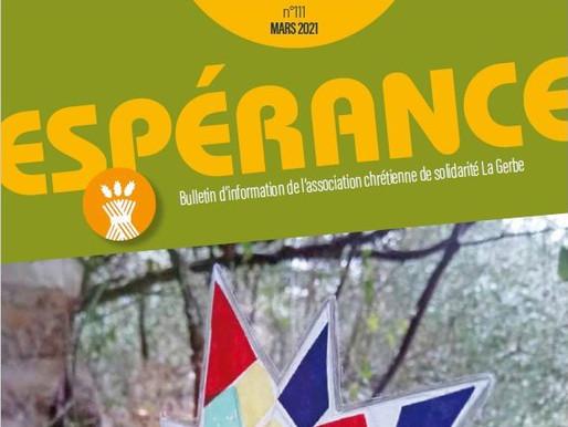 Journal Espérance n°111