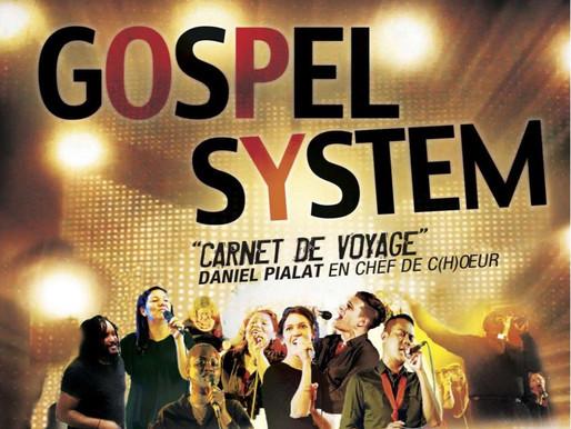 Concert Gospel à Anduze
