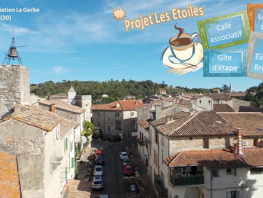Projet Les Etoiles : on avance !