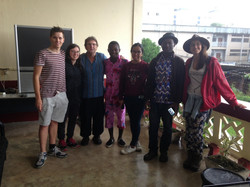 Arrivée à Douala-b