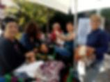 Brocante Association La Gerbe à Lézan