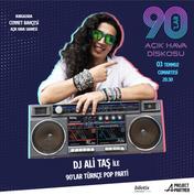 90'lar Açık Hava Diskosu