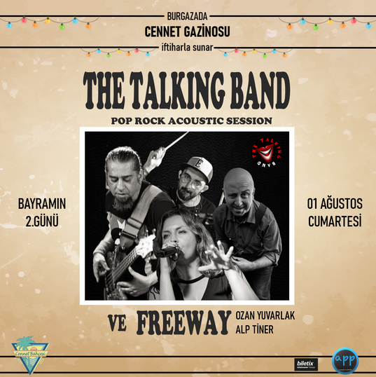 The Talking Band & Freeway