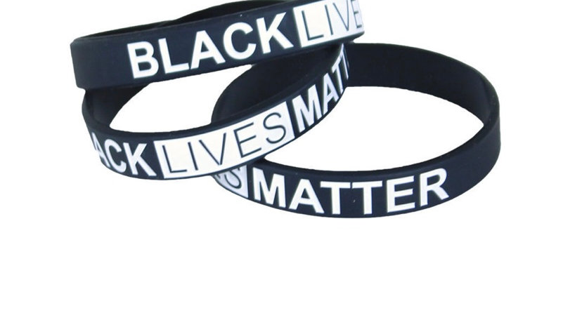 Black Lives Matter Wristband