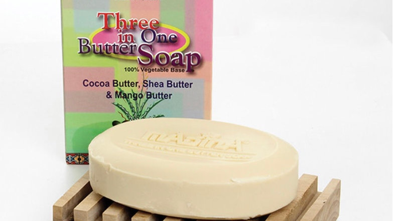Three in One Butter Soap