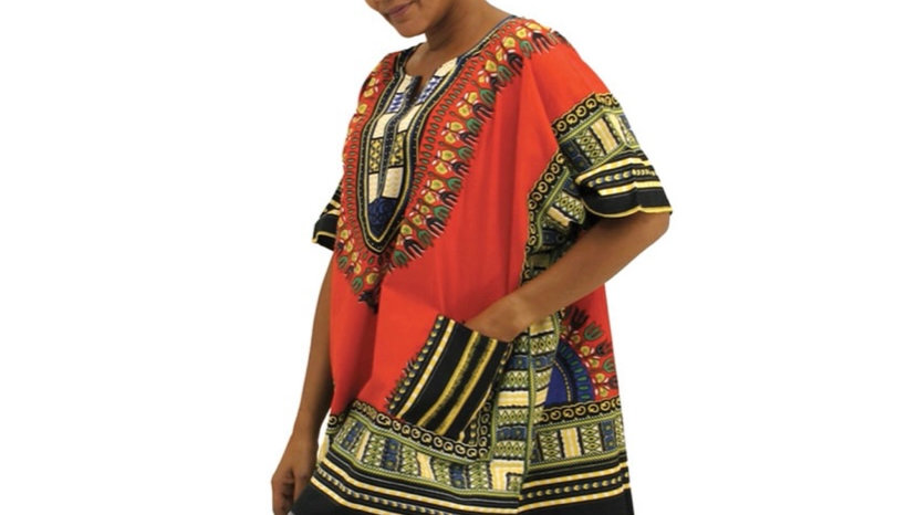 Traditional Dashiki One Size (Multiple Colors)