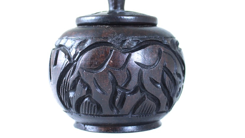Malawi Trinket Box - Small
