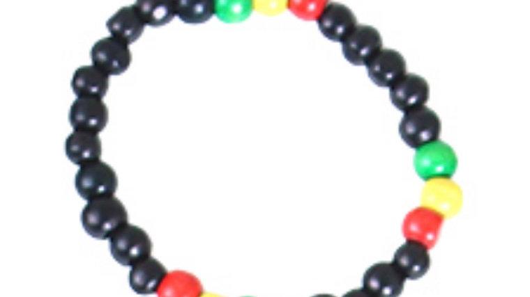 Kenyan Wood Bead Bracelets 2 for $5