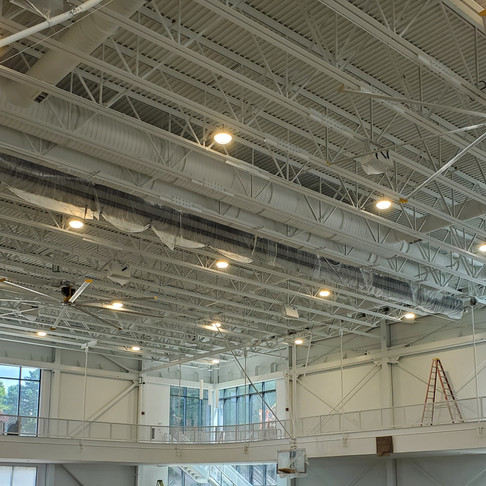 Holy Cross Recreation Center, Worcester, MA