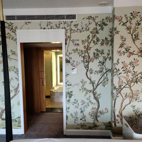 Mandarin Oriental Hotel Guestroom Renovation Project, Boston, MA