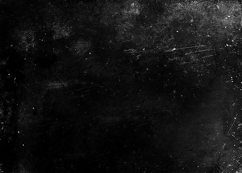 Black grunge scratched scary background,