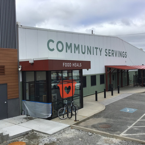Community Servings, Roxbury, MA