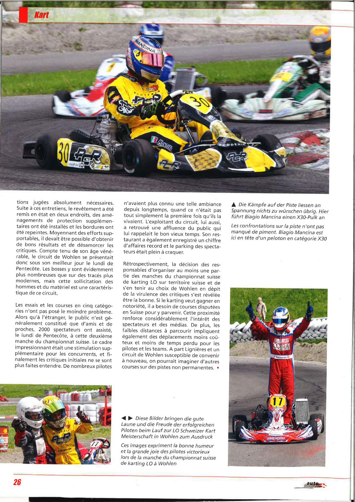 Racing Pulk