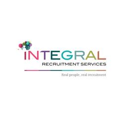 Recruitment logo design and branding