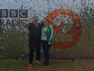 BBC The Biggest Weekend vs The Godiva Festival by Paul Curtis aka The Deep Fact Friar