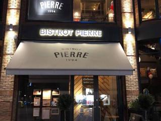 Bistro Pierre Opening Night