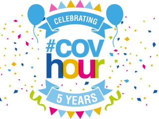 Celebrating 5 Years of #CovHour