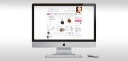 Web design for local retailer